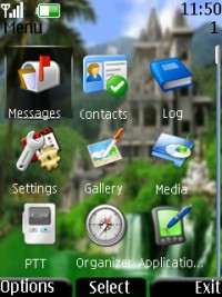 Темы для Nokia 5130